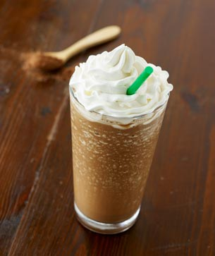 Starbucks Mocha Frappuccino Blended Coffee